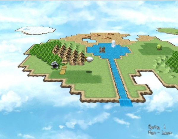 Sky Islands Airship